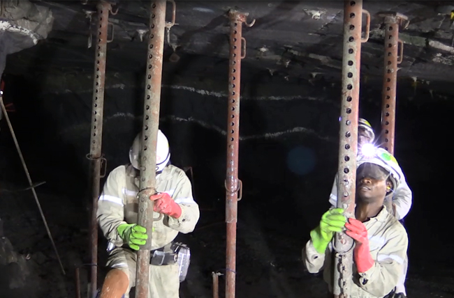 Putting Safety First For Zero Harm Anglo American South